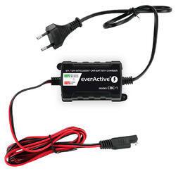 Nabíječka Everactive CBC-1 V2 (1A) pro  6V / 12V Gel / AGM / olověná - 4