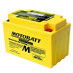 Motobaterie Motobatt MBTX9U, 12V, 10,5Ah, 160A (YTX9-BS, YT12A-BS, YTZ12S, YTZ14S) - 4