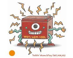 Naučné Pexeso Top Battery, Limitovaná edice     - 4