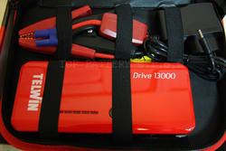 Booster Telwin Drive, 13000mAh, multifunkční, lithiový - 4