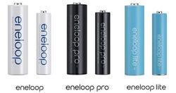 Nabíječka Panasonic Eneloop Charger BQ-CC51E, K-KJ51MCC40E + 4xBK-3MCCE, AA, 1900mAh - 5