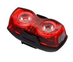 EverActive TL-X2 zadní světlo na kolo 1 LED, 2 LED, blikající, vodotěsné, 2x AAA - 5