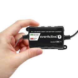Nabíječka Everactive CBC-1 V2 (1A) pro  6V / 12V Gel / AGM / olověná - 5