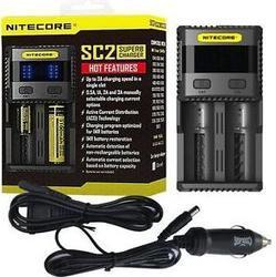Nabíječka Nitecore SC2 pro Ni-CD/ Ni-MH/ Li-Ion/ LiFePO4 - 5