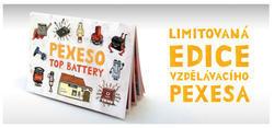 Naučné Pexeso Top Battery, Limitovaná edice     - 5
