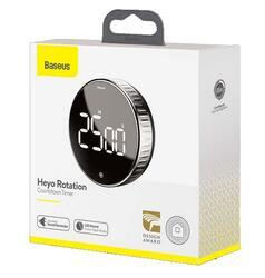 Kuchyňská minutka, minutovník Baseus Heyo Rotation Countdown Timer - 5